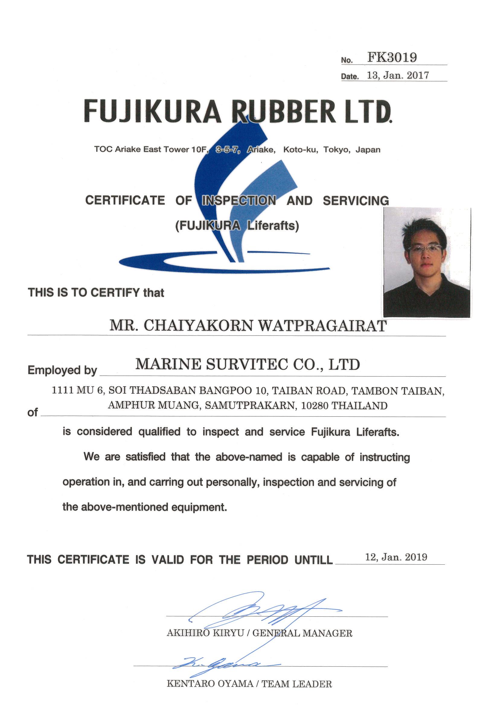 FUJIKURA-ACT