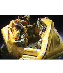Helicopter Liferaft
