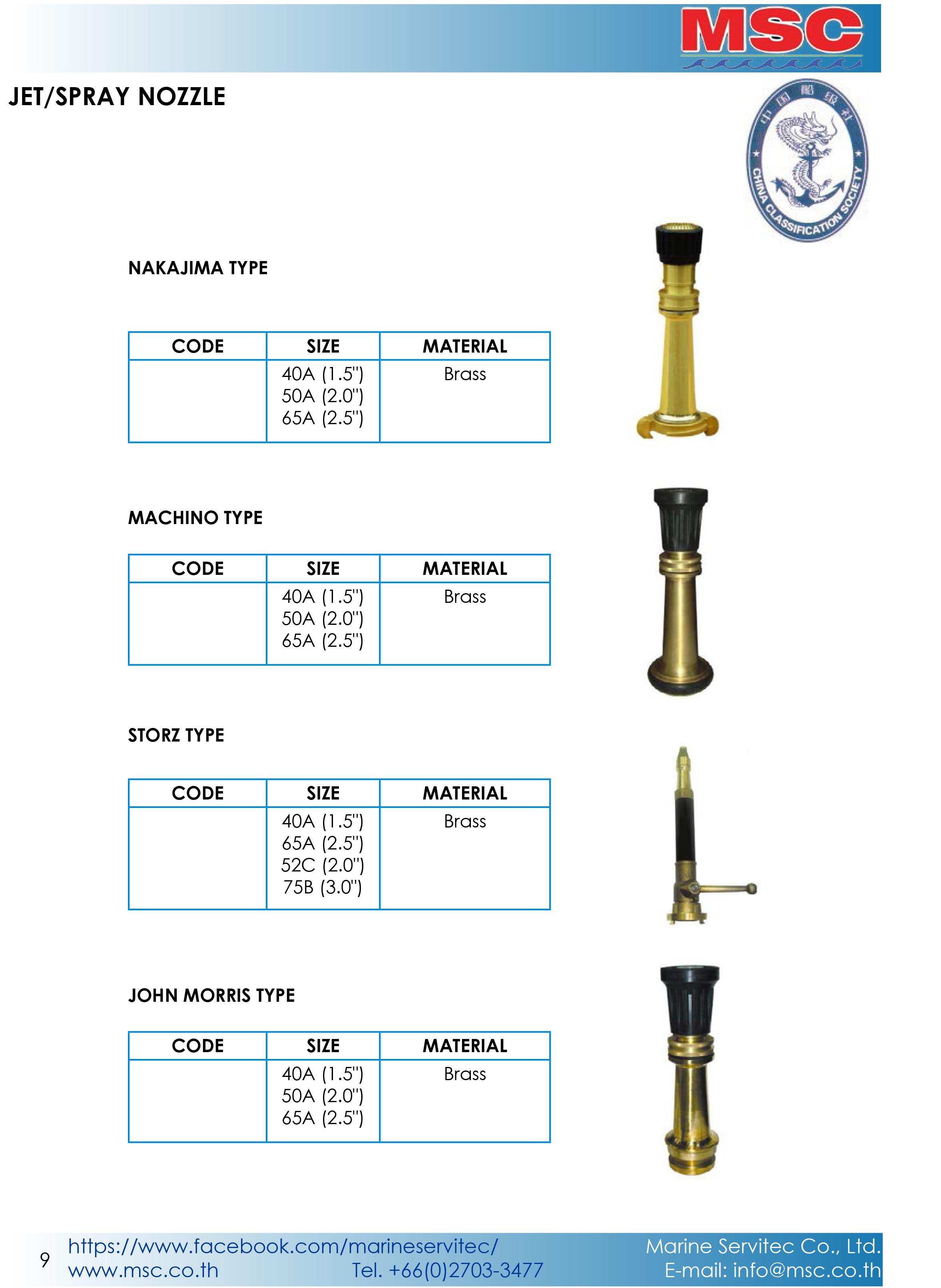 MSC - FFE Po rtable Coupling Nozzle Parts v1-2 - MSC